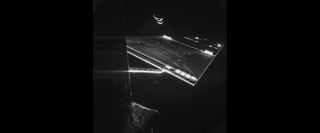 Released 10/09/2014 5:00 pm Copyright ESA/Rosetta/Philae/CIVA  ESA Link